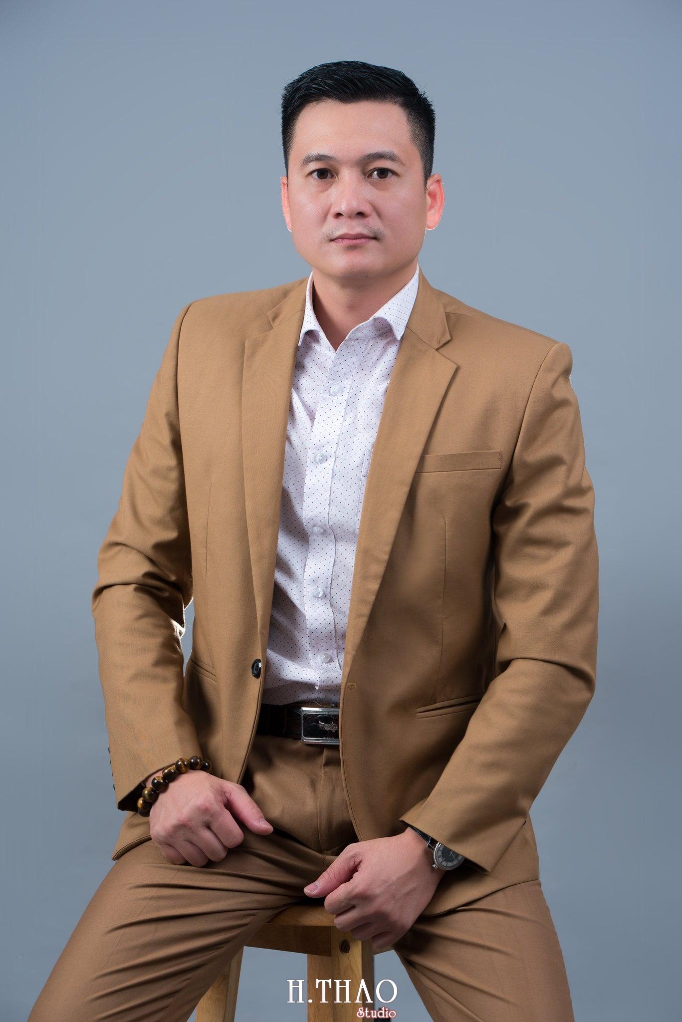 nh nam doanh nhân lịch lãm - Album ảnh chuẩn phong cách doanh nhân Hưng Nguyễn - HThao Studio