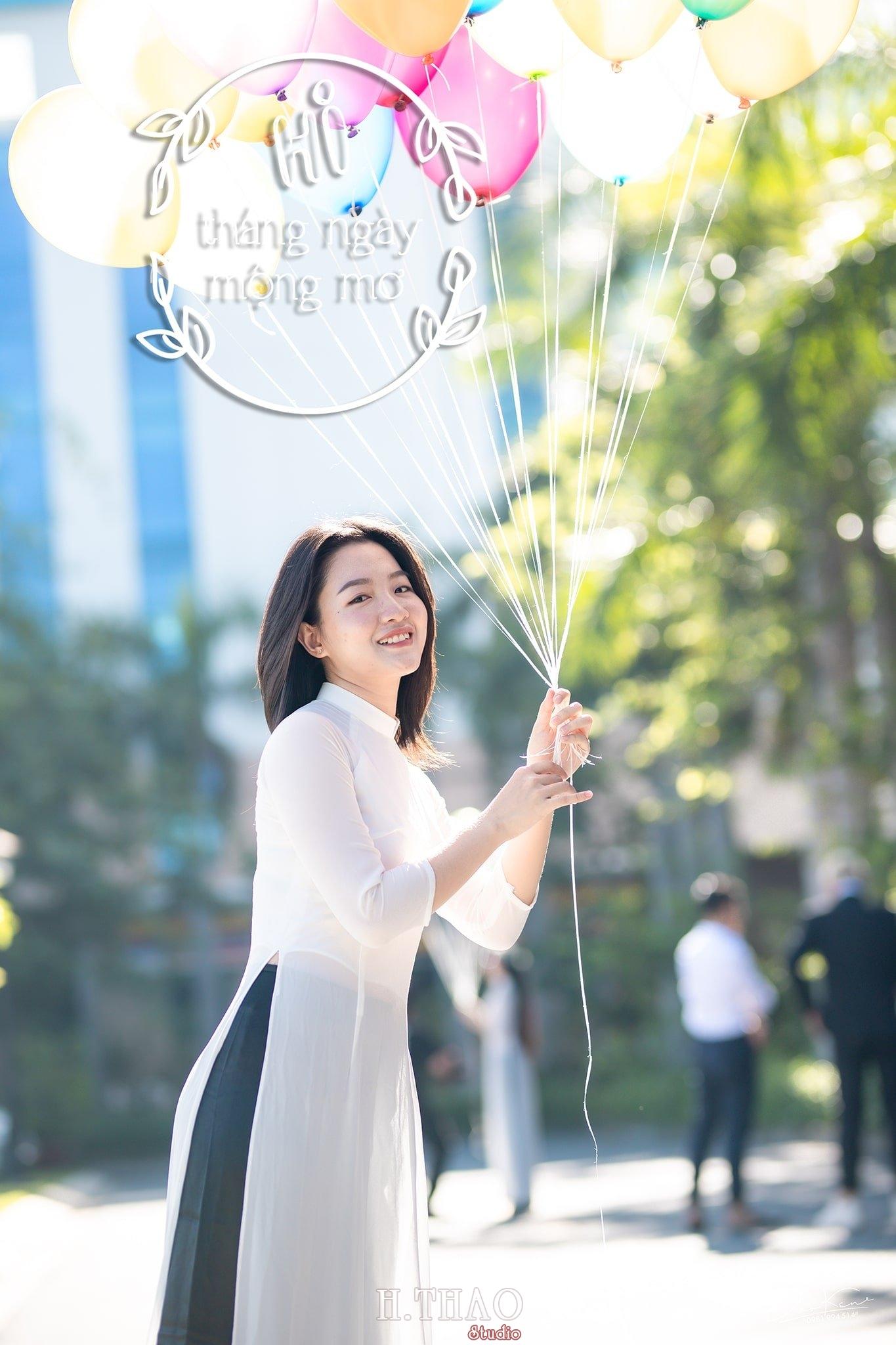 """Ky yeu lop 17C7 8 min - Bộ ảnh kỷ yếu """"siêu chất"""" của sinh viên HuTech - HThao Studio"""