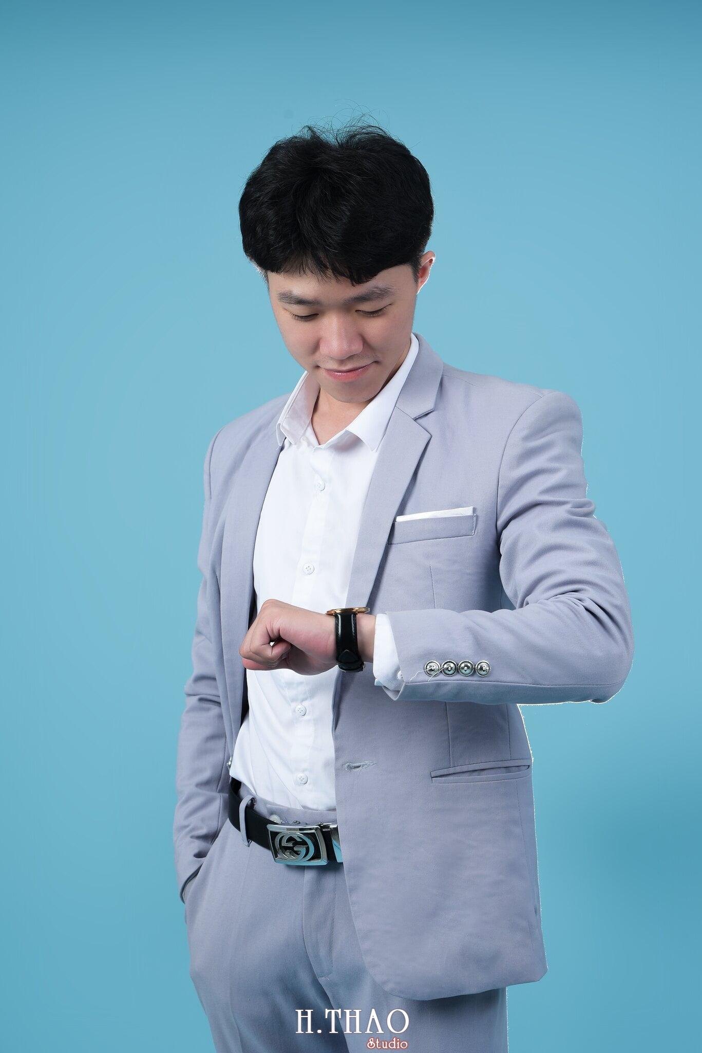 Thanh dat xanh 11 - Chụp ảnh profile nhân viên bất động sản Đất Xanh - HThao Studio