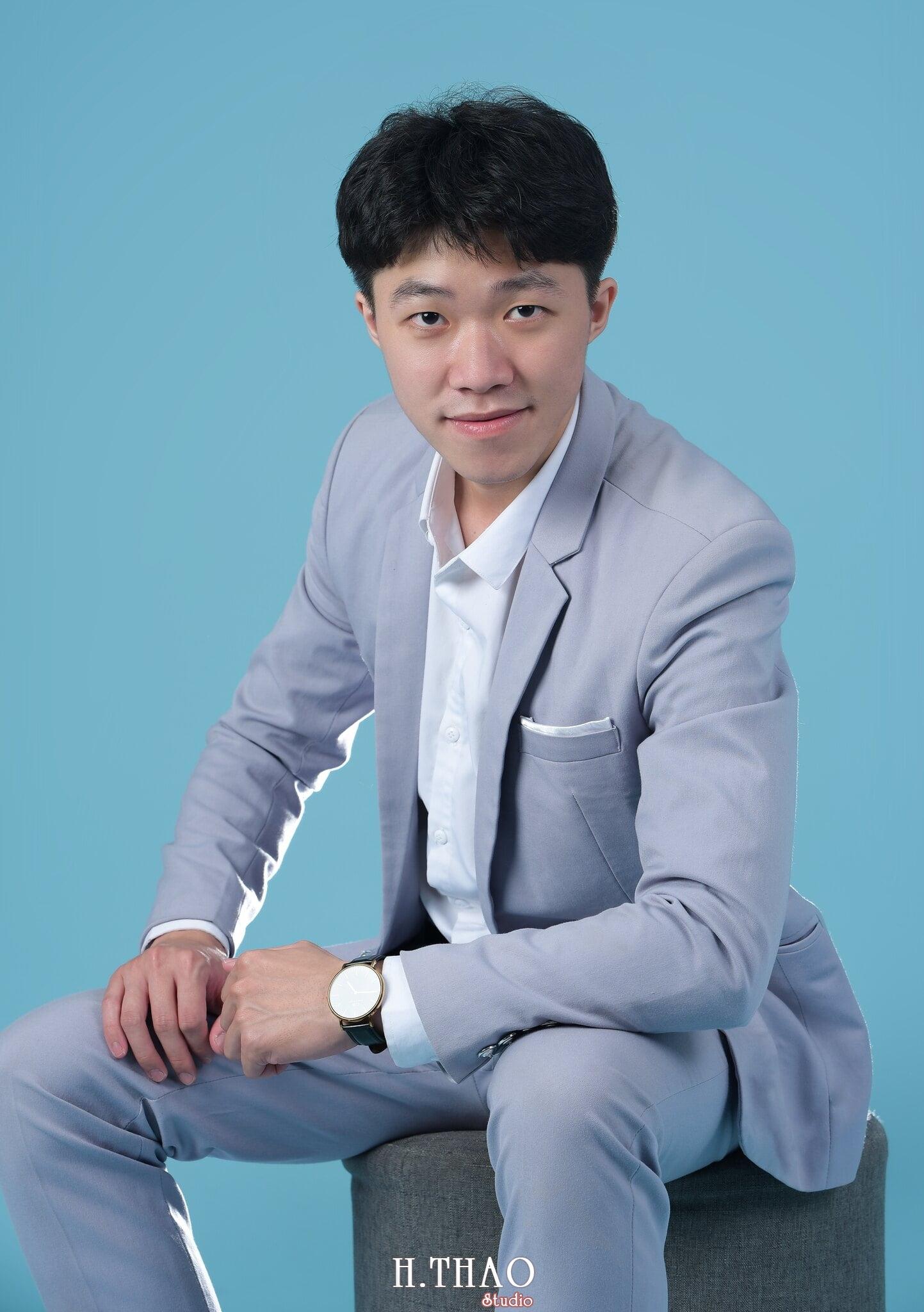 Thanh dat xanh 12 - Chụp ảnh profile nhân viên bất động sản Đất Xanh - HThao Studio