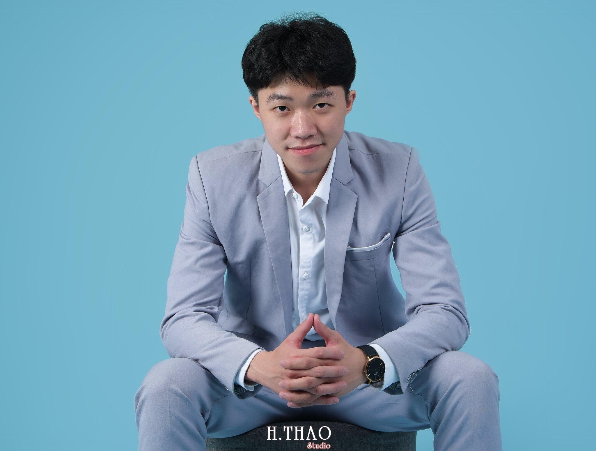 Thanh dat xanh 13 - Chụp ảnh profile nhân viên bất động sản Đất Xanh - HThao Studio