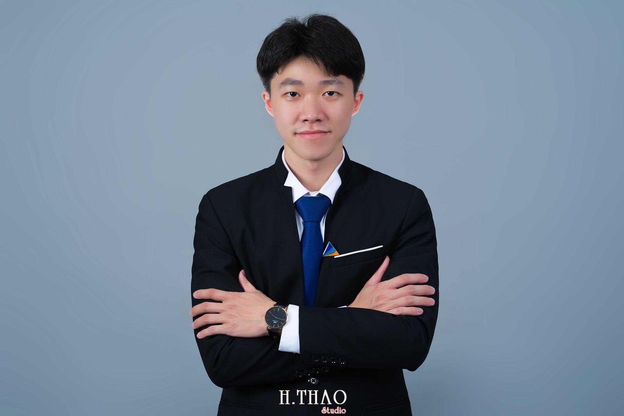 Thanh dat xanh 2 - Chụp ảnh profile nhân viên bất động sản Đất Xanh - HThao Studio