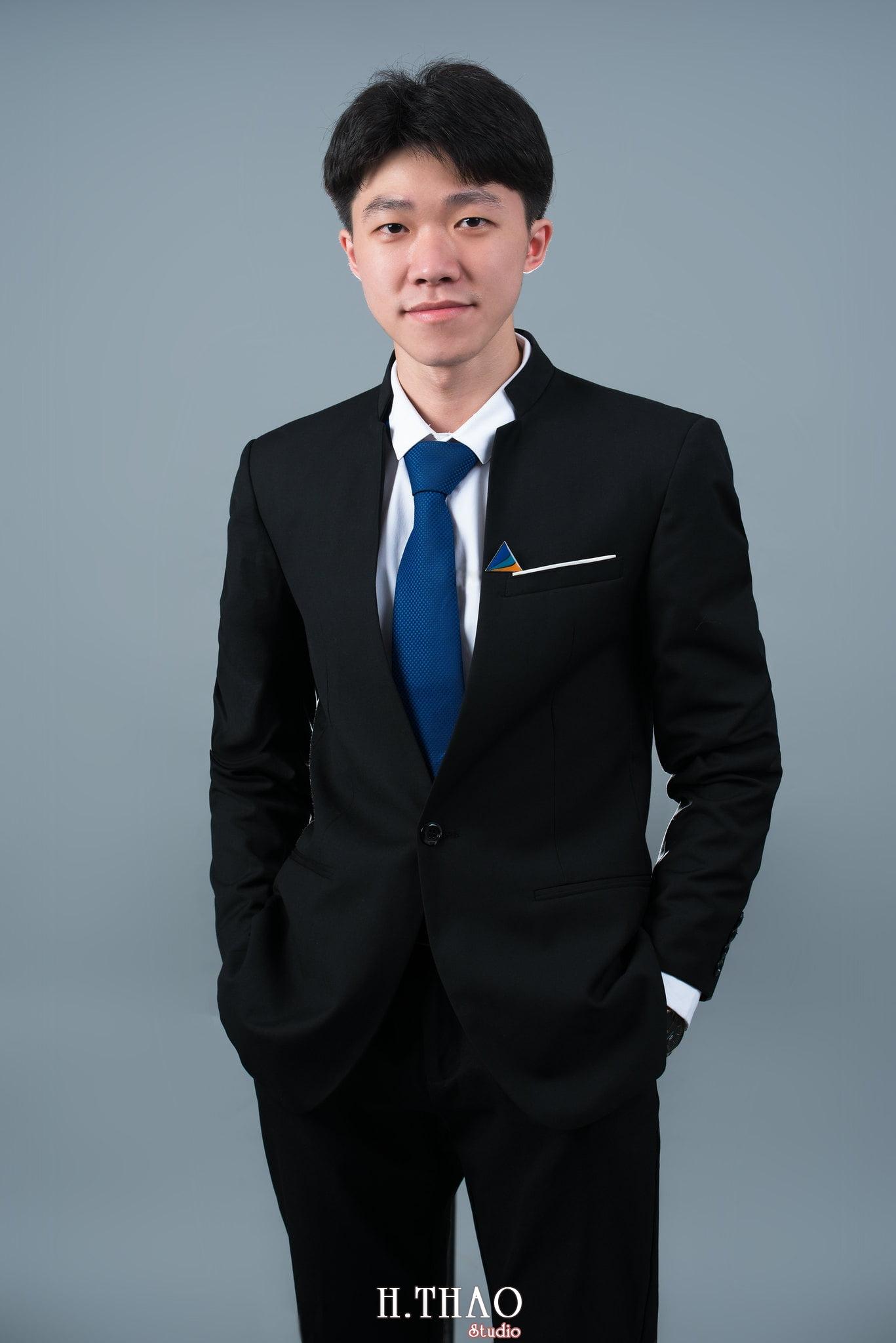 Thanh dat xanh 3 - Chụp ảnh profile nhân viên bất động sản Đất Xanh - HThao Studio