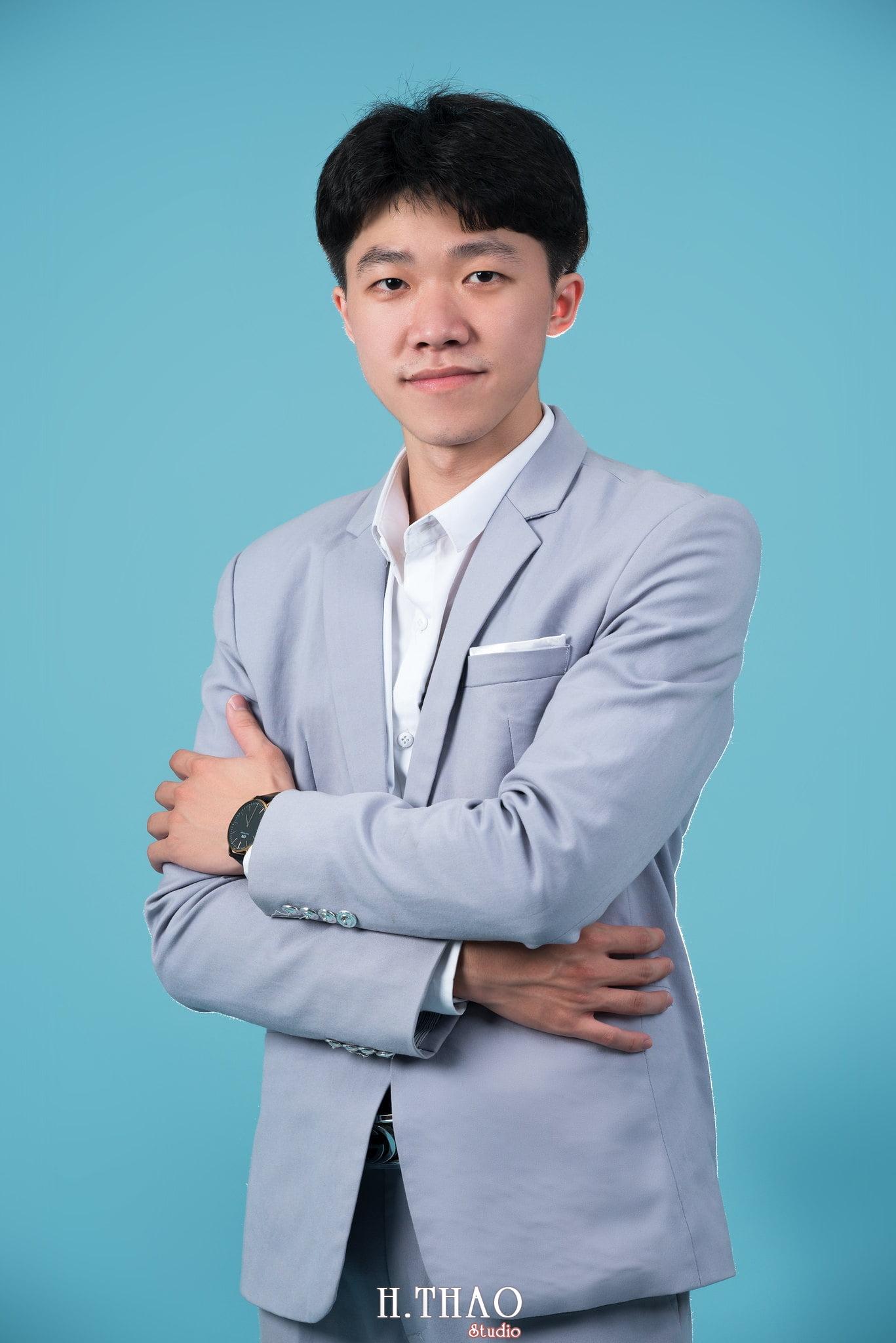 Thanh dat xanh 8 - Chụp ảnh profile nhân viên bất động sản Đất Xanh - HThao Studio
