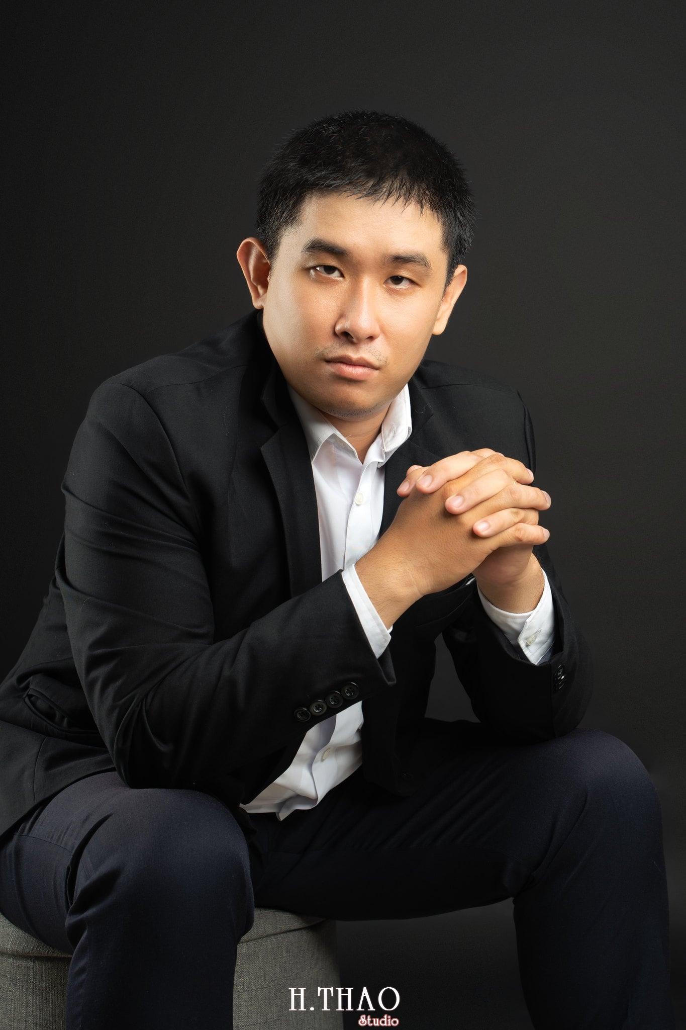Ảnh profile doanh nhân
