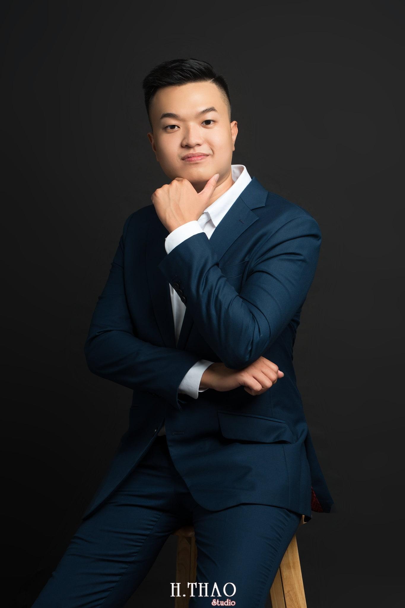Son Tran 3 - Album ảnh doanh nhân Nam lịch lãm Son Tran- HThao Studio