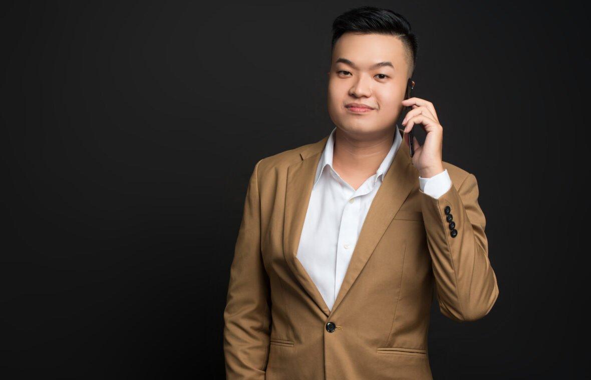 ảnh doanh nhân Son Tran