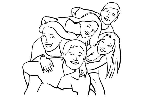 Family 7 - 19 cách tạo dáng chụp ảnh gia đình tự nhiên nhất - HThao Studio