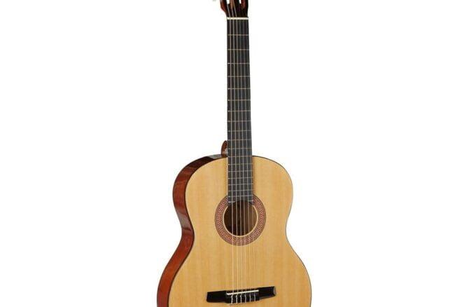chụp ảnh sản phẩm guitar